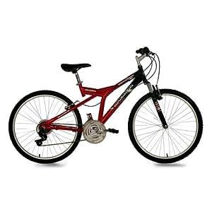 Shogun Shockwave 26in Mens Mountain Bicycle