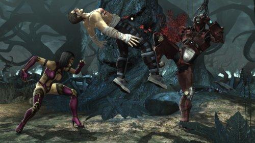 Mortal Kombat(輸入版)