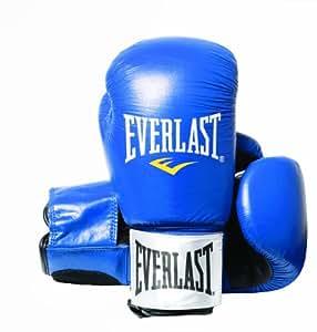 Everlast Fighter Gants de boxe Bleu 8