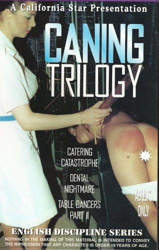 English Discipline Series - Caning Trilogy