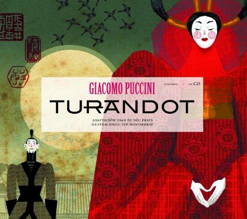 Turandot ilustrado - Puccini - Libro y CD