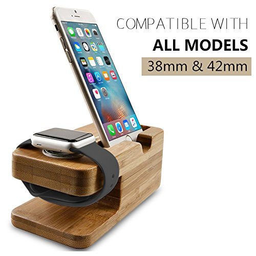 Apple Watch Charging Stand & Metal