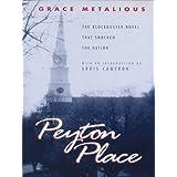 Peyton Place (Hardscrabble Books-Fiction of New England) ~ Grace Metalious