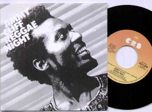Jimmy Cliff - Jimmy Cliff - Reggae Night - 7 Inch Vinyl / 45 - Zortam Music