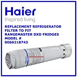 Haier 0060218743 ORIGINAL fridge water filter (also fits Rangemaster DXD refrigerators)