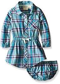 Roxy Baby-Girls Dude Ranch Dress, Har…