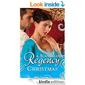 A Scandalous Regency Christmas (Mills & Boon M&B): To Undo A Lady / An Invitation to Pleasure / His Wicked Christmas Wager / A Lady's Lesson in Seduction / The Pirate's Reckless Touch