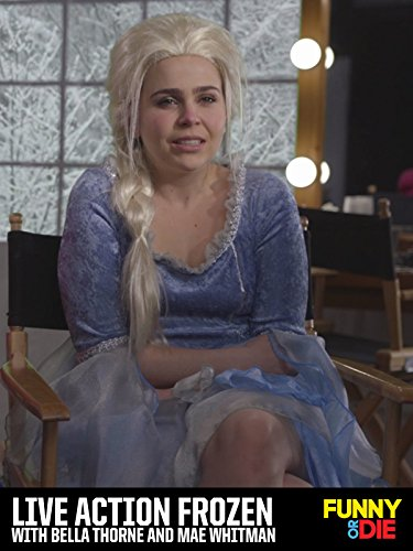 Live Action Frozen with Bella Thorne and Mae Whitman on Amazon Prime Video UK