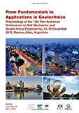 img - for From Fundamentals to Applications in Geotechnics: Proceedings of the 15th Pan-American Conference on Soil Mechanics and Geotechnical Engineering, 15 18 November 2015, Buenos Aires, Argentina book / textbook / text book