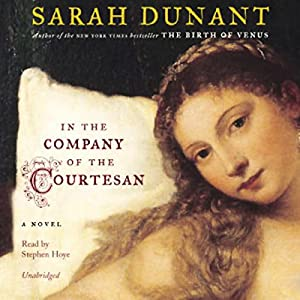 In the Company of the Courtesan Audiobook