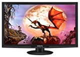 Philips E-Line 273E3LSB 27 inch LED Monitor with Smart Image Lite - Black