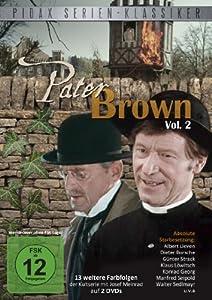 Pidax Serien-Klassiker: Pater Brown, Vol. 2 [2 DVDs]