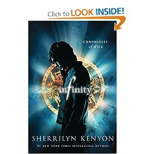 Infinity (Chronicles of Nick 1) - Sherrilyn Kenyon