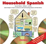 Household Spanish Audio CD Pack