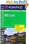 Mosel: Wanderf�hrer mit Toproutenkart...
