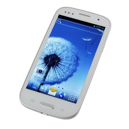 Unlocked Quadband Dual Sim Android 4.1 OS With