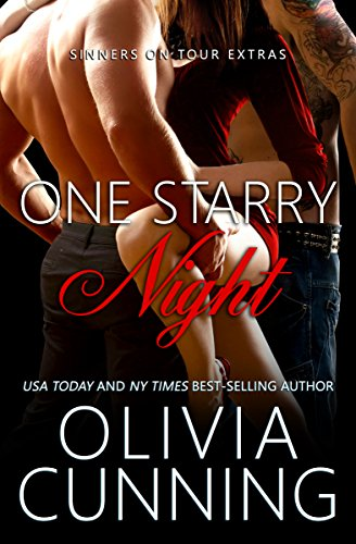 Olivia Cunning - One Starry Night (Sinners on Tour Extras Book 1)