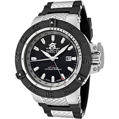 Invicta Men's 0777 Subaqua Collection GMT Limited Edition Watch: Invicta: Watches