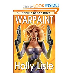 Warpaint: A Cadence Drake Novel by