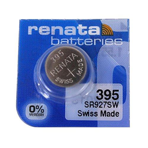 Pile 395 Renata pour Montre (SR927SW)
