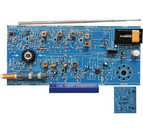 Elenco Am/Fm Radio Kit (Combo Ic & Transistor)
