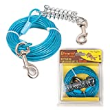 Favorite-Tie-Out-Cable-for-Dogs-30-feet-3-Colors