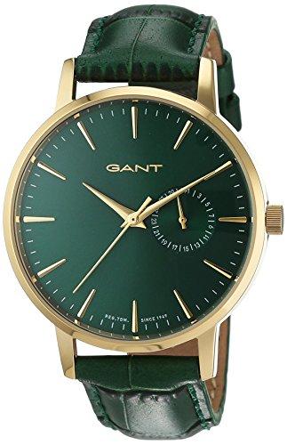 Gant Time Park Hill II Mid Orologio da polso da donna, analogico, al quarzo, in pelle W109221