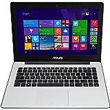 Asus F453MA-BING-WX430B 35,6 cm (14 Zoll) Notebook (Intel Pentium N3540, 2,6GHz, 2GB RAM, 500GB HDD, Intel HD, Win 8.1) weiß