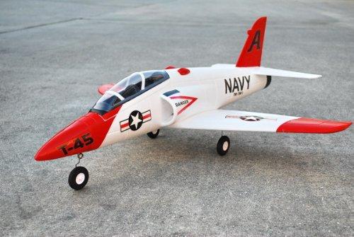 4 CH 2.4GHz Radio Remote Control Electric RC US Navy Goshawk T-45 Jet Plane RTF w/ EPO w/ High Crash Resistance + Brushless Setup online