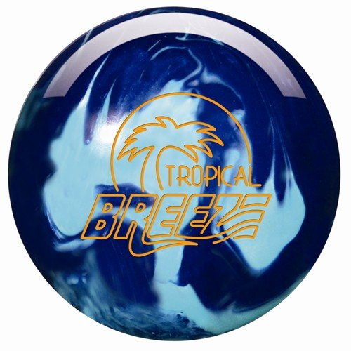 Storm Tropical Breeze Bowling Ball- Teal/Blue Pearl (13lbs) (Storm Breeze Bowling Ball compare prices)