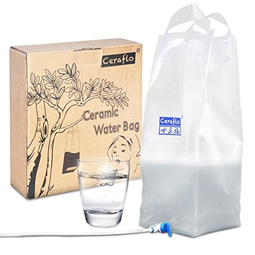 TOTAL-SURVIVAL-Ceramic-Water-Filter-Bag-to-Purify-Water-Water-Filter-for-Camping-Hiking-8-Liter-Capacity