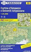 CORTINA D'AMPEZZO E DOLOMITI AMPEZZANE 03