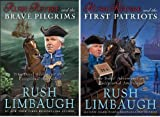 Rush Revere and the Brave Pilgrims & Rush Revere and the First Patriots (2 Book set) [Rush Revere and the Brave Pilgrims & Rush Revere and the First Patriots]