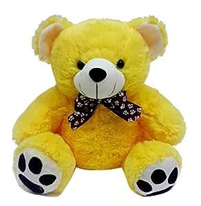 Soft Buddies Soft Buddies Bear, Yellow