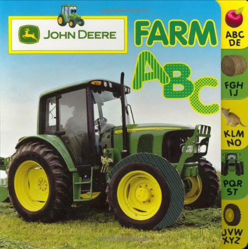 John Deere: Farm A B C (John Deere (Dk Hardcover))