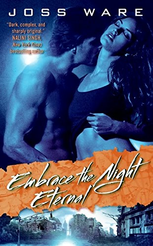 Image of Embrace the Night Eternal: Envy Chronicles Book 2