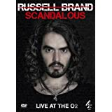 Russell Brand: Scandalous - Live At The O2 [DVD]