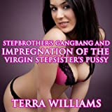 Stepbrothers Gangbang and Impregnation of the Virgin Stepsisters Pussy