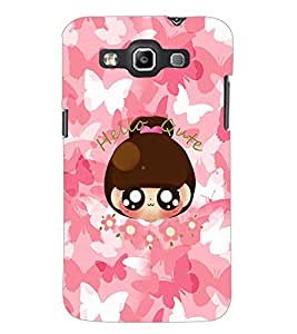 PrintDhaba Cartoon D-4032 Back Case Cover for SAMSUNG GALAXY WIN i8552 (Multi-Coloured)