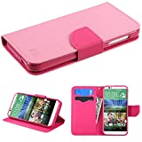 Product B00P2RMHIY - Product title MyBat HTC 510 (Desire 510) MyJacket Wallet with Card Slot - Retail Packaging - Pink