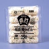 シマダヤ 真打稲庭風うどん(ミニダブル) 250g 5個  冷凍