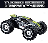 Remote Control Car / Truck / Buggy (Aka Truggy!)(Color May Vary) - Fun Turbo Speed Rc Truggy By Thinkgizmos