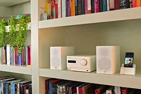 Pioneer X-CM32BT white review