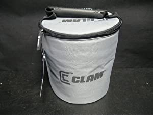 Clam spill proof bait keeper 6 gallons mpn for Ice fishing bucket