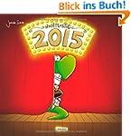Nichtlustig Wandkalender 2015