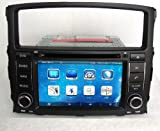 NewerStone For (2006-2012) Mitsubishi Pajero In Dash Navigation System,Navigator,Build-In Bluetooth,Radio with RDS,Analog TV, AUX&USB, iPhone/iPod Controls,steering wheel control, rear view camera input