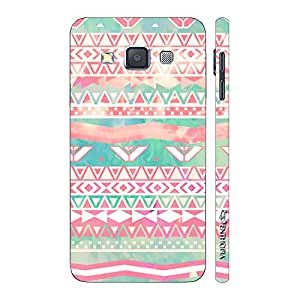 Enthopia Designer Hardshell Case Aztec Art 3 Back Cover for Samsung Galaxy A3 2015