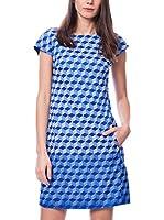ALLYCO Vestido (Azul)