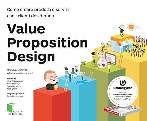 Value Proposition Design Come creare prodotti e servizi che i clienti desiderano PDF