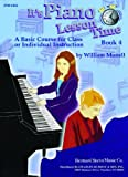 Its Piano Lesson Time - Book 4